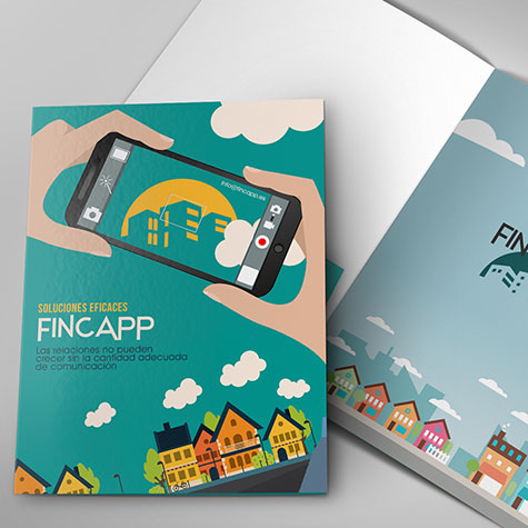Material corporativo Fincapp