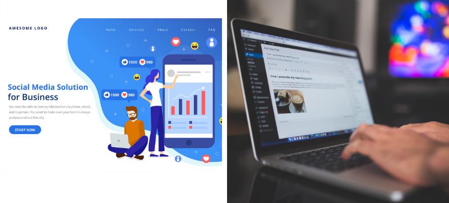 Te explicamos cómo crear una landing page en WordPress