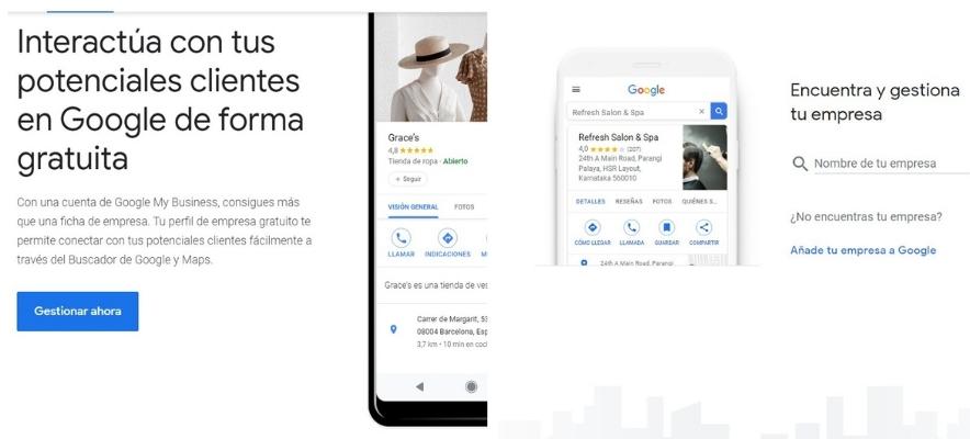 Como crear una ficha de Google My Business